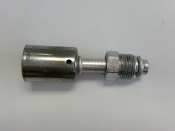 #6 Male O-Ring (Aluminum Standard)