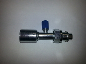 Female Tube-O (Steel Standard)(R134a Service Port 16mm)